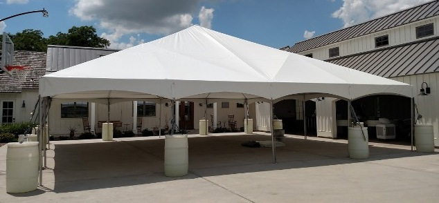 40 x 40 Frame Party Tent $995.00
