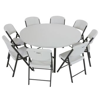 Table and Chair Rentals in Houston by Island Breeze