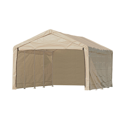 18' x 27' Enclosure Kit - 4 Sides & No Windows ($70.00 Each)