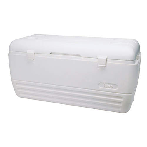 MaxCold 150 Quart Igloo Cooler for $10.00 each.