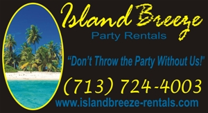 Island Breeze Party Rentals Houston