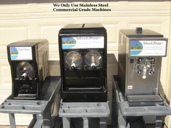 margarita machine rental business